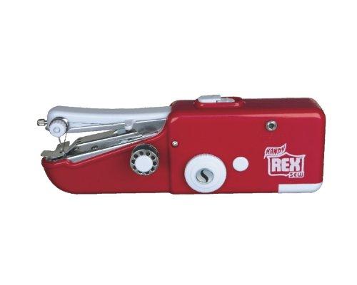 Smartek USA RX-01 Handheld Sewing Machine (Red) by Smartek
