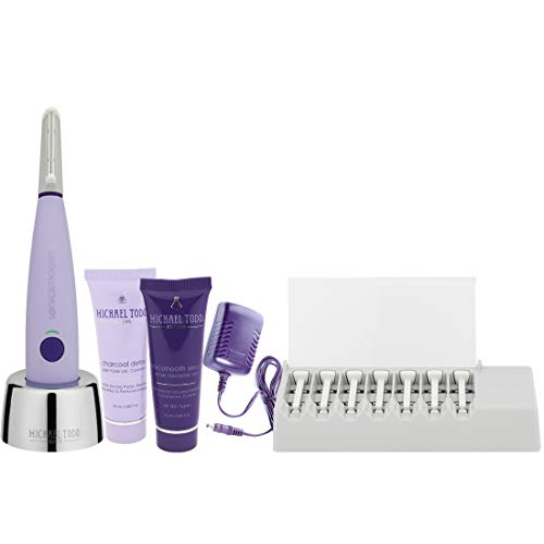 Michael Todd Beauty Sonicsmooth Sonic Dermaplaning Device, Lavender