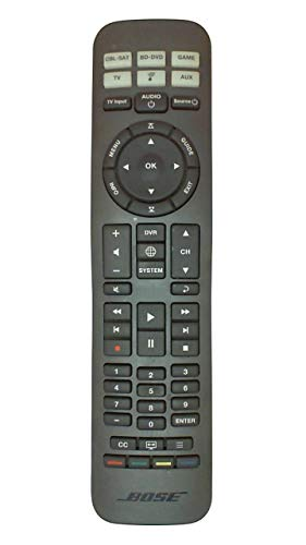 Bose CineMate System 520 , 220 , 130 & 120 Replacement Remote (Bose Cinemate Gs Series Ii Universal Remote Control)