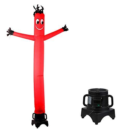 mini air dancer with blower - 3