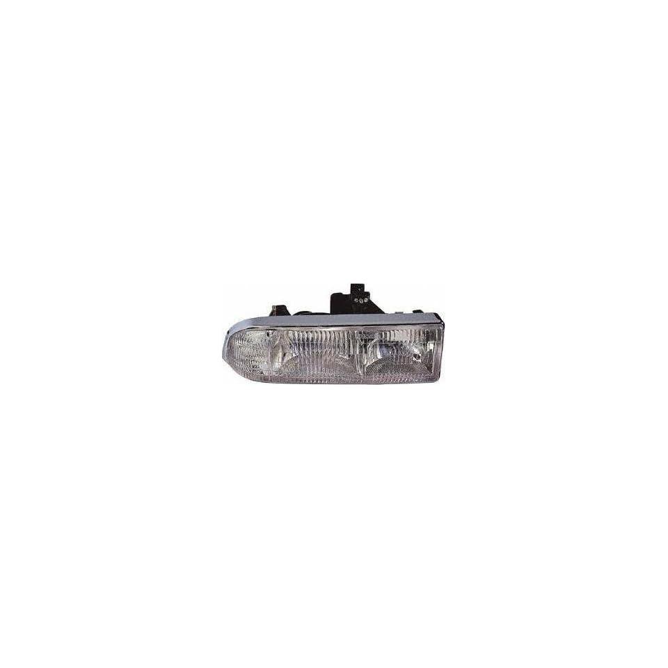98 04 CHEVY CHEVROLET BLAZER S10 s 10 HEADLIGHT RH (PASSENGER SIDE) SUV, Composite Type, Assy (1998 98 1999 99 2000 00 2001 01 2002 02 2003 03 2004 04) 20 5237 00 16526218
