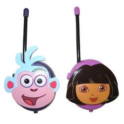 Walkie Talkie Dora - Unbranded Dora & Boots Walkie Talkies , Kid ,Toy , Hobbie , Nice Gift