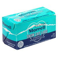 Snow Cap Lard - 16oz. each (Quantity of 10)