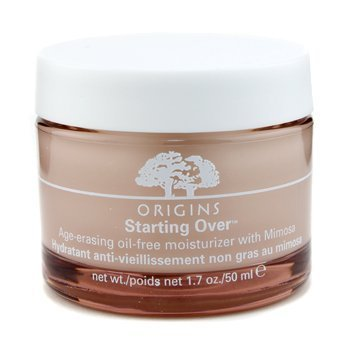 Origins Starting Over Age-Erasing Oil-Free Moisturizer With Mimosa 0GHC - 50ml/1.7oz