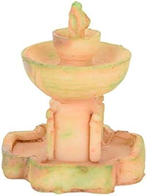 AFCN – Fuente Artificial Miniatura de Hadas para decoración de ...