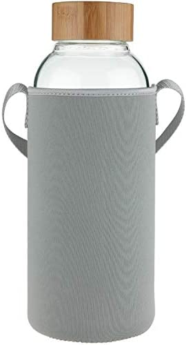 Ferexer Sports Borosilicate Bottle Neoprene product image