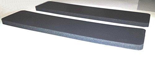Door Armrest Elbow Pad Set (2) Fits 2007 2014 Toyota FJ Cruiser