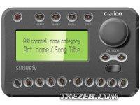 Clarion ProAudio SIRPNP - Sirius satellite radio tuner
