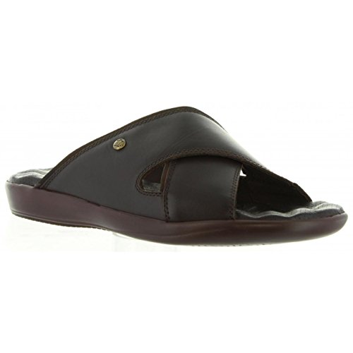 Sandales pour Homme PANAMA JACK MAGIC BASICS C1 NAPA MARRON