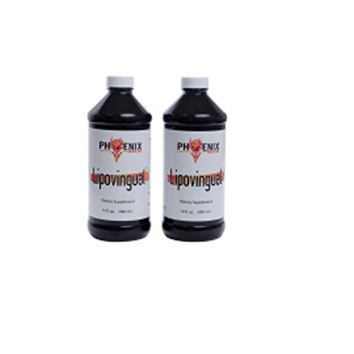 Lipovingual: Liquid Energy and Weight Loss Supplement (2 - 16 Oz. (Mic B12 Injections)