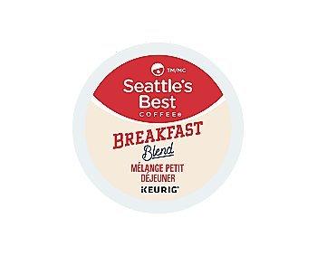 Seattle's Best Coffee Breakfast Blend Keurig K-Cups (96 Count)