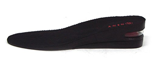 SINY® 2-Layer (5cm) Height Increase Taller Shoe Insoles Pad Air Cushion for Women Black by siny (Image #1)