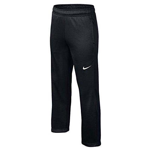 Nike Big Boys' (8-20) Therma-Fit KO 3.0 Fleece Training Pants-Black-XS