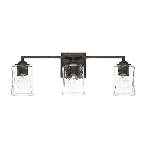 Capital Lighting 120931RB-425 Three Light Vanity