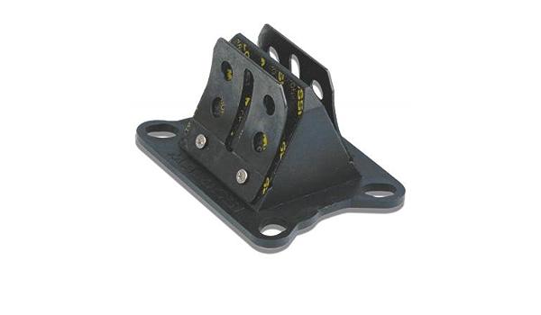 MALOSSI - 60982 : Caja láminas Carbono MHR DERBI Euro 2/3 AM6 27 4235.C0: Amazon.es: Coche y moto