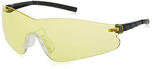 CrossFire Blade yellow anti-fog lens, black temple
