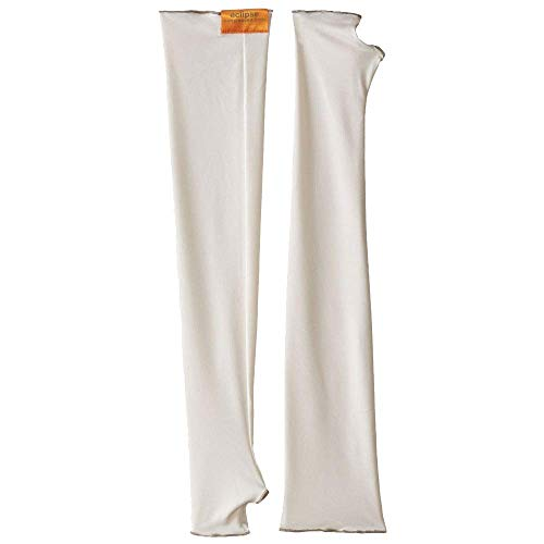 Eclipse Sun Products UPF 50+ Sun Sleeves, Medium, Latte (Best Locations To See Solar Eclipse)