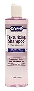 8. Davis TEXS12 Texturizing Pet Shampoo, 12 oz