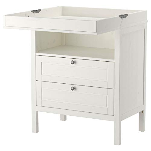 IKEA.. 603.813.51 Sundvik Changing Table/Chest, White