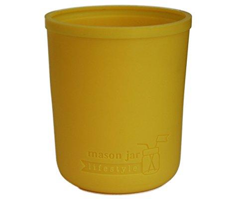 8 oz color mason jars - 5