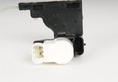 ACDelco 25664287 GM Original Equipment Passenger Side Door Lock Actuator with Dome Lamp and Door Ajar Switch