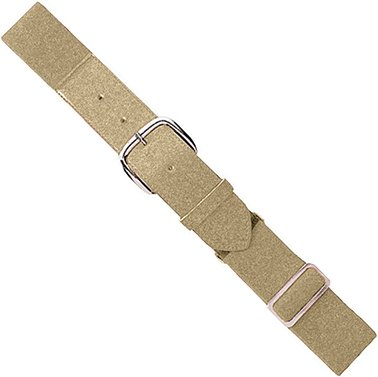 Authentic Baseball Belts Sports Shop Vegas Gold Youth Baseball/Softball Adjustable Elastic Belt ()