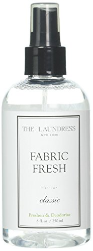 The Laundress - Fabric Fresh Spray, Classic, Fabric Deoderizer, Allergen-Free, 8 fl oz