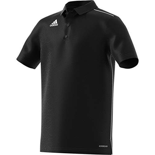 adidas Kids' Core 18 Climalite Polo Shirt
