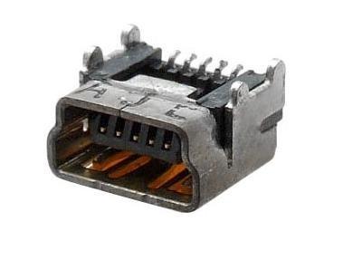 - Original Blackberry USB Charging Port Connector