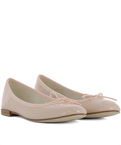 Repetto Lady V086v1160 Ballerine In Pelle Rosa