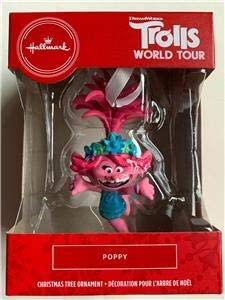 Trolls Christmas Special 2020 NEW Hallmark 2020 TROLLS POPPY Christmas ORNAMENT world tour at