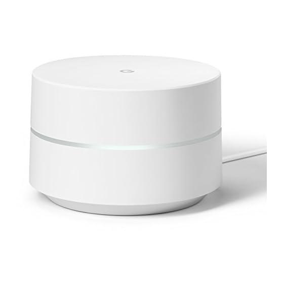 Google Whole Home Mesh Wi-Fi System (set of 1) [US Version] 31GGRydZ76L. SS555