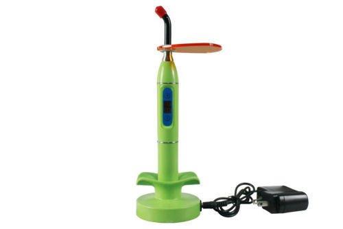 Zgood New Version 5W Wireless Cordless Light Lamp 1600mw/cm2 Green US Stock