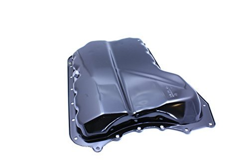 Genuine Volkswagen Engine Oil Pan for 2.5L 5cyl 07K-103-600-A