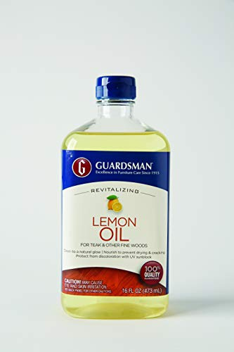 Guardsman Revitalizing Lemon Oil