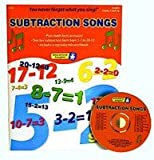 : Subtraction Songs-CD (Audio Memory)