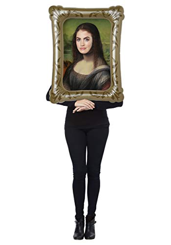 Mona Lisa Frame Adult Costumes - California Costumes Mona Lisa Kit Adult