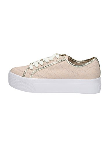 Guess Sneakers Scarpe FL2PRRFAL12 PERRI ENGRAVED Mod Col Rosa o LOGO Donna BiankAzty71HEK SNEAKER Rosa 6adqdwpE