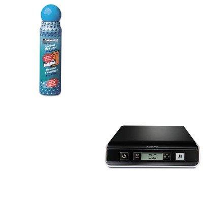 KITPEL1772057QUA46065 - Value Kit - Dymo M10 Digital USB Postal Scale (PEL1772057) and Quality Park Envelope Moistener w/Adhesive (QUA46065) by DYMO