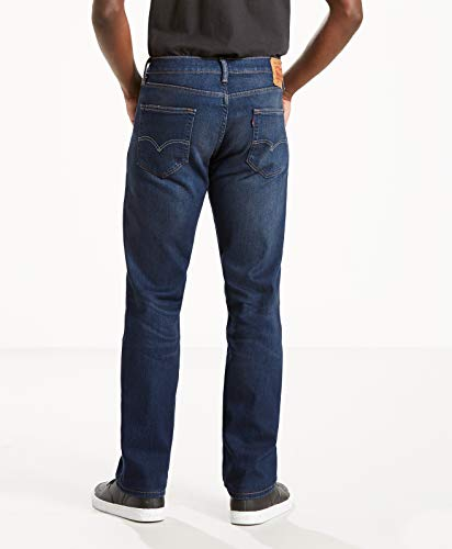 Levi's Men's 505 Regular Fit Jean, Roth - Stretch 36W x 30L by Levi's (Image #2)