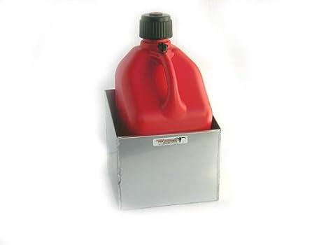 Amazon.com: Pit Posse 429 Single Jarra de combustible rack ...