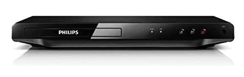 Philips DVP3600K All Multi Region Code Zone Free PAL/NTSC DVD Player with Karaoke - Plays CD, DVD, Region 1 2 3 4 5 6 7 8 9 by Philips