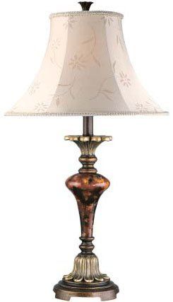 Lite Source CF4333 Savoir Faire Table Lamp, 11.75