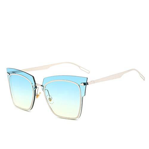 soleil 145 cadre de de couleur 140 large NIFG E cadre de sans de de gradient Lunettes lunettes polyvalentes de 56mm soleil Z6TFUqE