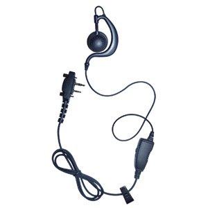 RocketScience Agent-K1 Single Wire Earpiece