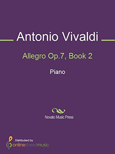 Allegro Op.7, Book 2