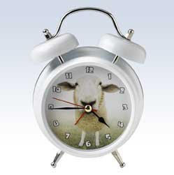 Mark Feldstein Wacky Wakers Sheep Alarm Clock