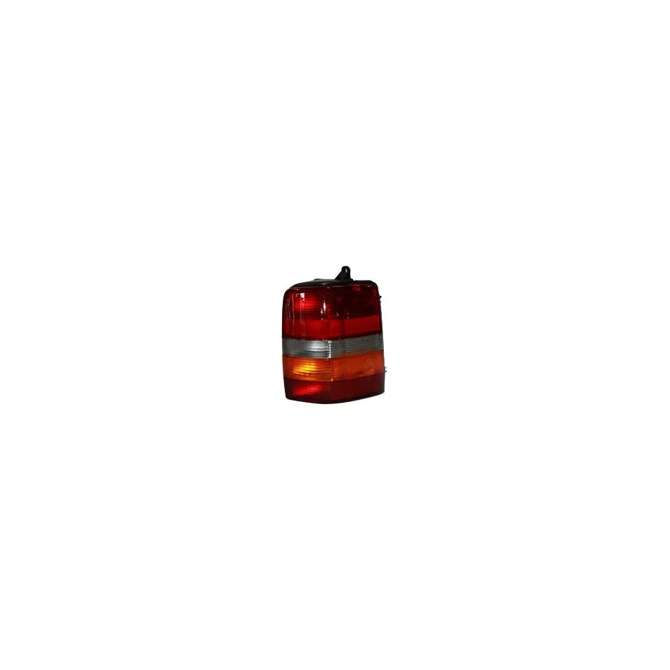 TYC 11 3043 01 Jeep Grand Cherokee Passenger Side Replacement Tail Light Assembly