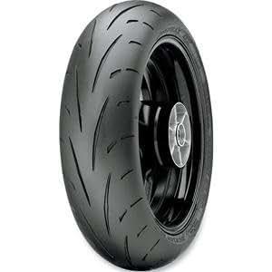 Dunlop Sportmax Q2 Rear Tire - 170/60ZR-17/--