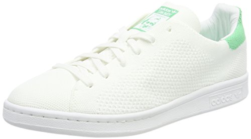 Smith Stan White da PK adidas Green Glow Bianco Scarpe Footwear Fitness Uomo 65wqWd